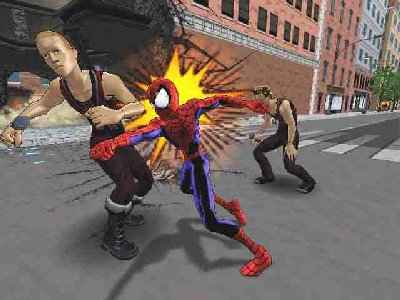 ultimate spiderman pc game  full